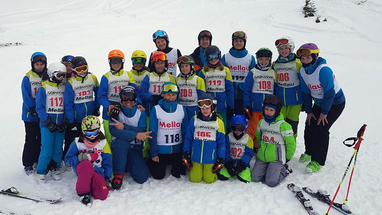 Schiverein Lochau - Jugend-Intensiv Gruppe
