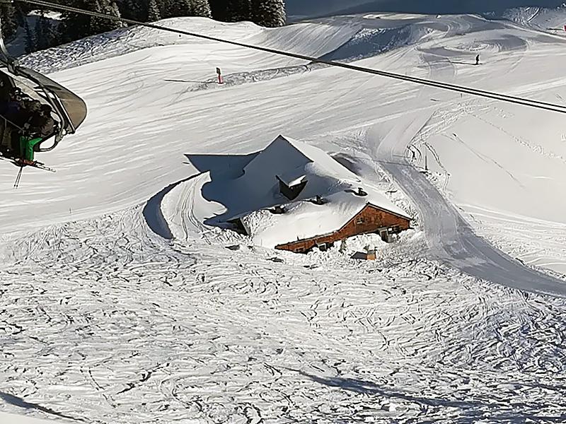 Schiverein Lochau - Schihütte