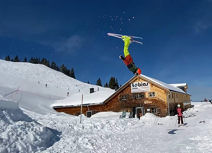 Schiverein Lochau - Freeride